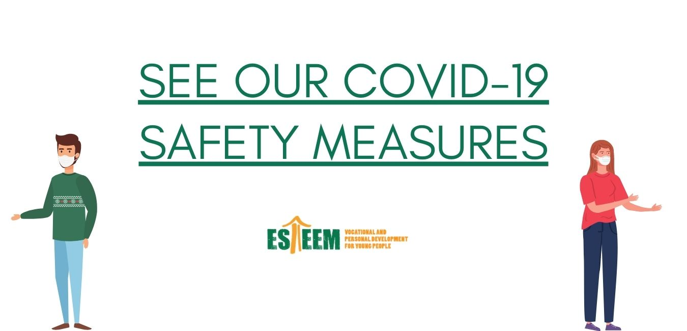 See our COVID-19 Safety measures